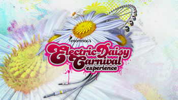 Netflix box art for The Electric Daisy Carnival Experience