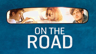 Netflix box art for On the Road