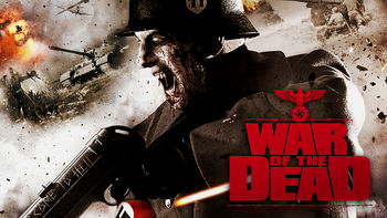 Netflix box art for War of the Dead