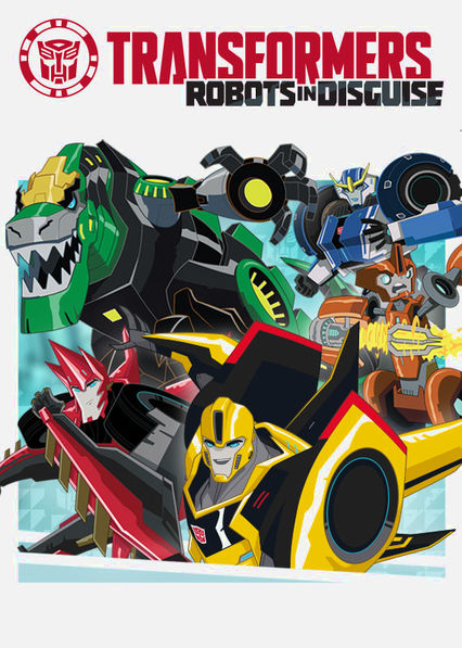 Transformers: Robots in Disguise Netflix BR (Brazil)