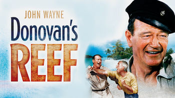 Netflix box art for Donovan's Reef
