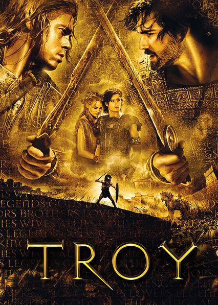 Troy Netflix BR (Brazil)