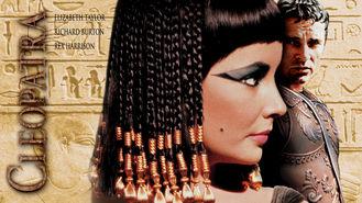 Is Cleopatra on Netflix?