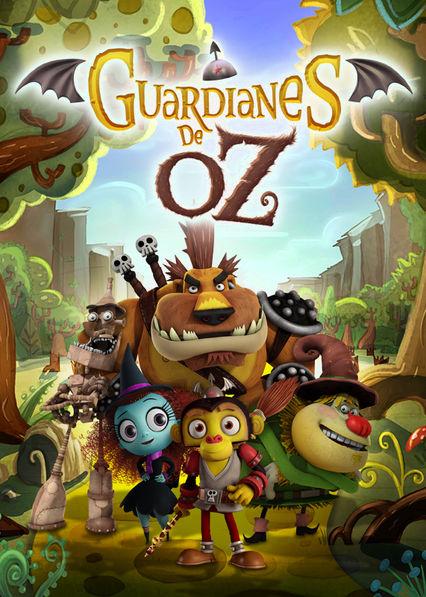 Guardianes de Oz Netflix MY (Malaysia)
