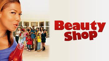 Netflix box art for Beauty Shop