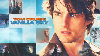 Netflix box art for Vanilla Sky