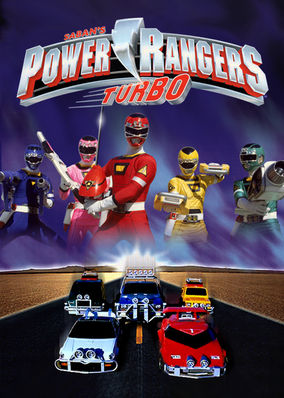 Power Rangers Turbo - Season 1