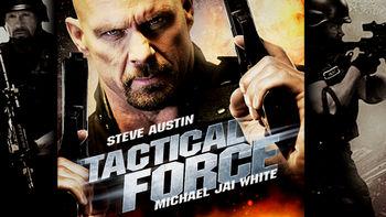 Netflix box art for Tactical Force