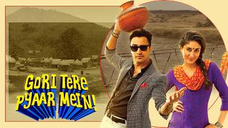 Netflix box art for Gori Tere Pyaar Mein
