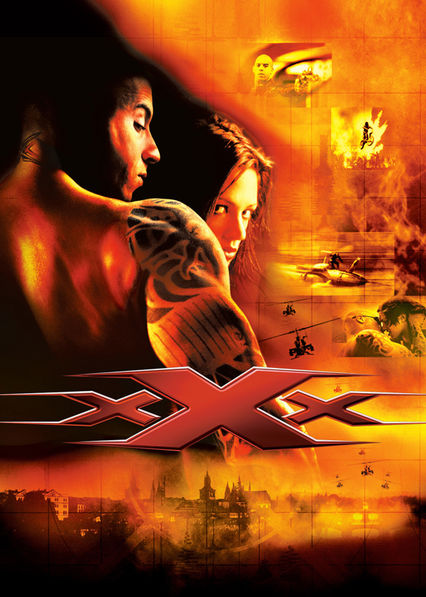 xXx Netflix UK (United Kingdom)