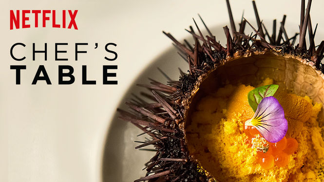Chef's Table | filmes-netflix.blogspot.com