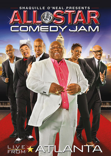 Shaquille O'Neal Presents: All Star Comedy Jam: Live From Atlanta Netflix US (United States)