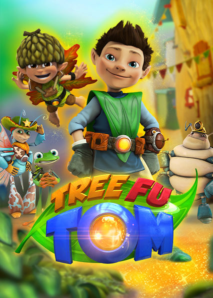 Tree Fu Tom Netflix ES (España)