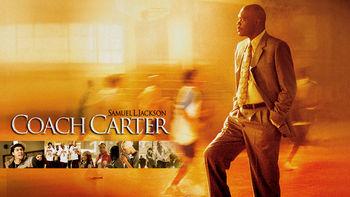 Netflix box art for Coach Carter