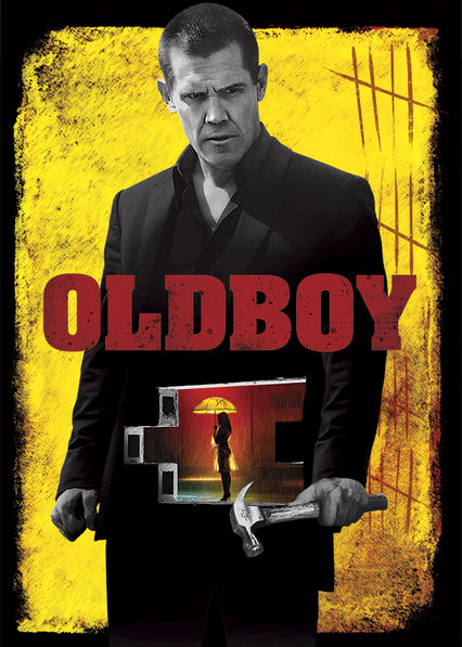 Oldboy Netflix BR (Brazil)