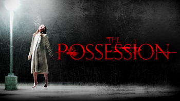 Netflix box art for The Possession