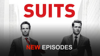 Netflix box art for Suits - Season 3