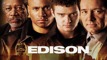 Netflix box art for Edison Force