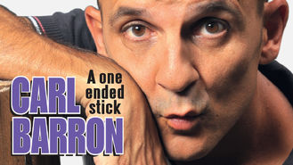 Netflix box art for Carl Barron: A One Ended Stick