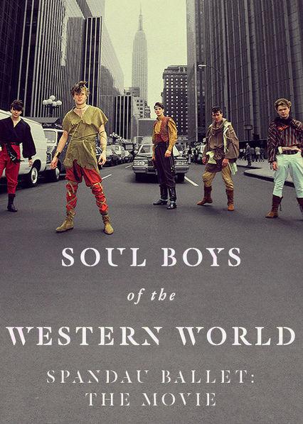 Soul Boys of the Western World Netflix US (United States)