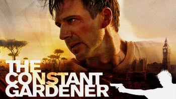 Netflix box art for The Constant Gardener