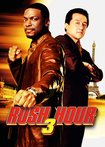 Rush Hour 3 Netflix UK (United Kingdom)