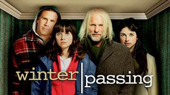 Netflix box art for Winter Passing
