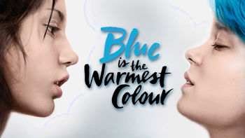 Netflix box art for Blue Is the Warmest Color