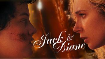 Netflix box art for Jack & Diane
