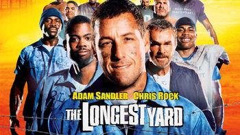 Netflix box art for The Longest Yard