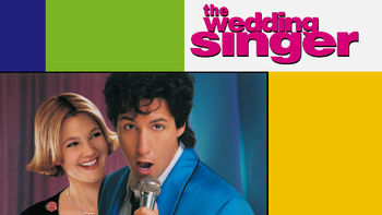 Netflix box art for The Wedding Singer
