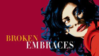 Netflix box art for Broken Embraces