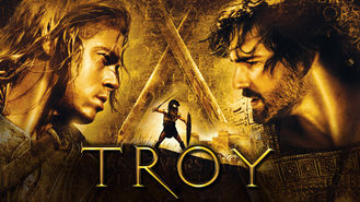 Netflix box art for Troy