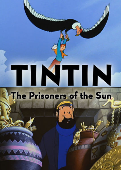 Tintin: The Prisoners of the Sun Netflix EC (Ecuador)