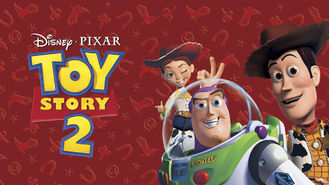 Netflix box art for Toy Story 2