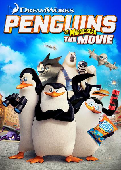 Penguins of Madagascar: The Movie Netflix MX (Mexico)