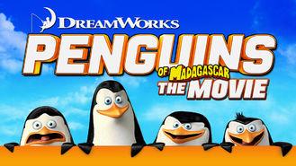Netflix box art for Penguins of Madagascar: The Movie