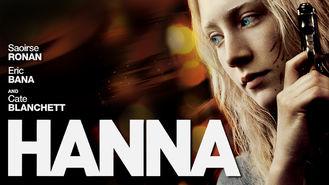 Netflix box art for Hanna