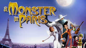 Is A Monster in Paris on Netflix?