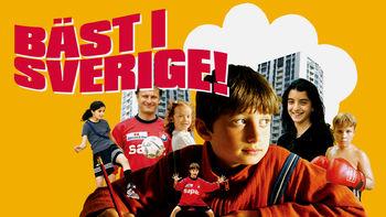 Netflix box art for Bäst i Sverige