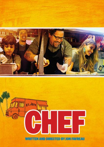 Chef Netflix UK (United Kingdom)
