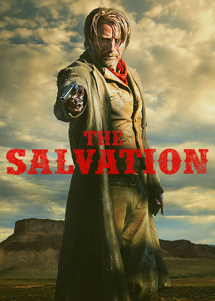 The Salvation Netflix CL (Chile)