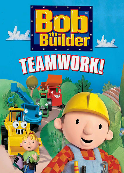 Bob the Builder: Teamwork Netflix US (United States)