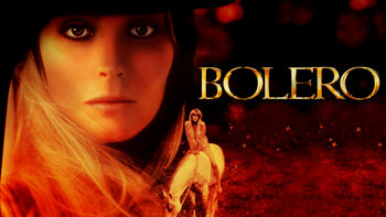 Netflix box art for Bolero