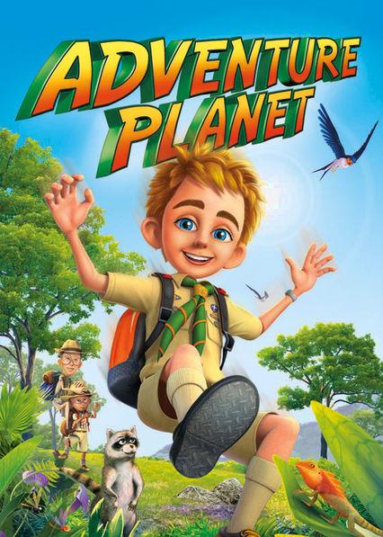 Adventure Planet Netflix US (United States)