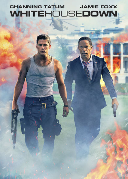 White House Down Netflix BR (Brazil)