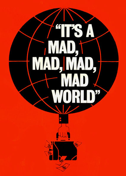 It's a Mad, Mad, Mad, Mad World Netflix UK (United Kingdom)