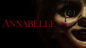 Netflix box art for Annabelle