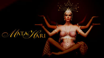 Netflix box art for Mata Hari
