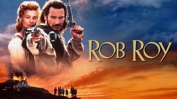 Netflix box art for Rob Roy